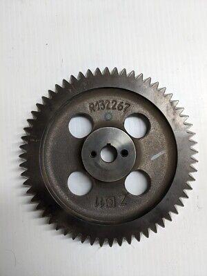 Genuine Oem John Deere R132267 Injector Pump Gear 60 Tooth New Take Off Part