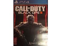 Call of duty black ops 3 for ps4 straight swap for it on Xbox one