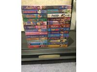 Job lot Disney VHS