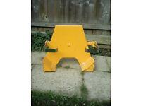 wheel clamp unused £20ono