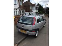 Vauxhall corsa spares or repair