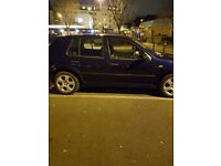 I have got a golf 1.6 for sale, it was an excellent car to drive with valid MOT till october 2018.