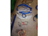 car amp and sub wiring kit