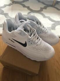 'Nike Air Max' inspired trainers size 8