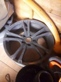 Honda civic alloys set of 4