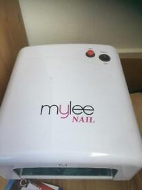 Mylee nail lamp used once £10