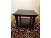 Pottery Barn Metropolitan Cube Coffee Table