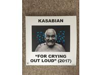 Kasabian- For Crying Out Loud - LP Vinyl