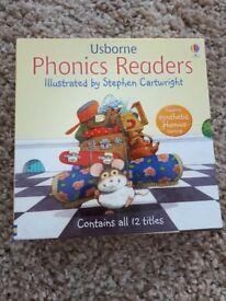 Usborne Phonics Readers collection