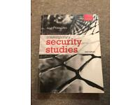 Contemporary Security Studies. Third Edition