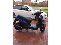 Kymco Agilty 125cc,