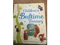 Children's bed times stories 384 pages