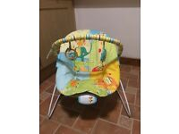 Bright starts unisex baby bouncer