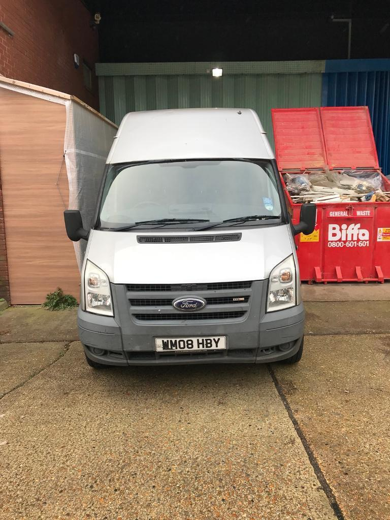 Ford Transit 2.4 TDCi 350 LWB high roof duratorq 3dr