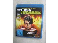 Blu Ray Stieg Larsson  Verdammnis Millennium Trilogie Teil 2 Nordrhein-Westfalen - Wiehl Vorschau