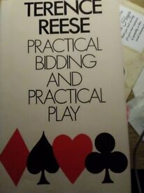 Four books for Card Players.
