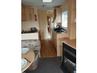 Caravan for hire ocean edge