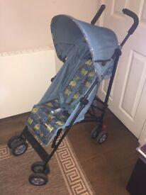 Mothercare Nanu Pushchair Pram Buggy Stroller