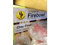 La hecienda clay fire