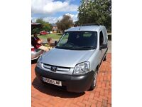 2008 Peugeot Partner Van 1.6 Hdi, Silver, Great Condition