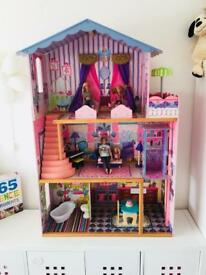 Kids Kraft Dolls House