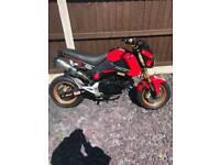 Honda msx/grom 125