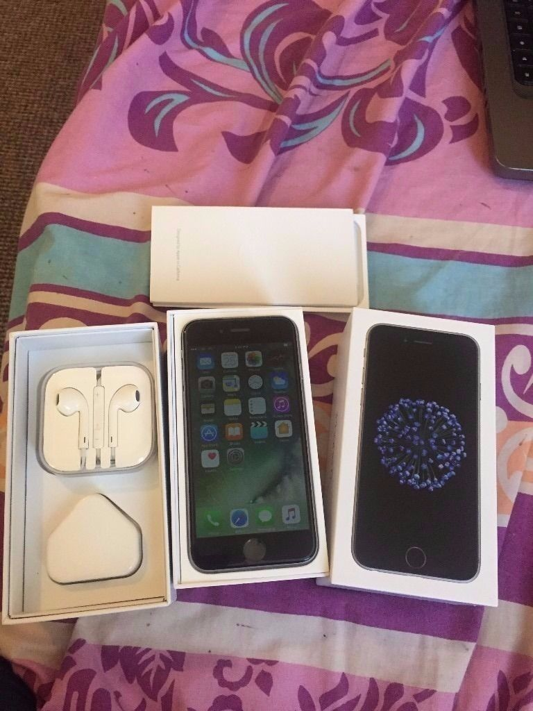 iphone 6 grey unlocked great condition boxed with all accessories selling as upgradedin Newham, LondonGumtree - iphone 6 grey unlocked great condition boxed with all accessories selling as upgraded