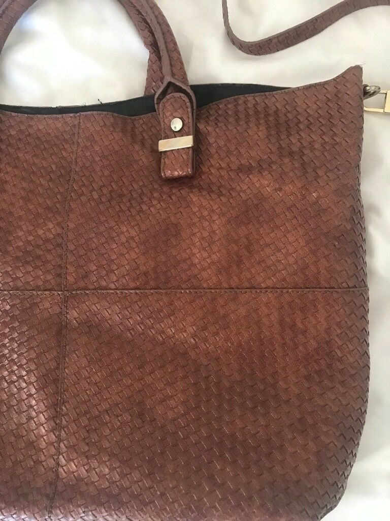 ad159b0e4160 Brown Topshop Tote Bag for sale
