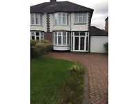 Beautiful Large 3 Bed Semi Detached House