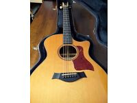 Taylor 714CE Acoustic Guitar in Great Condition not Martin, Gibson, Fender, Gretsch, PRS, Ibanez