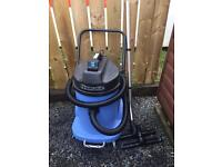 Numatic Wet and Dry Industrial Hoover