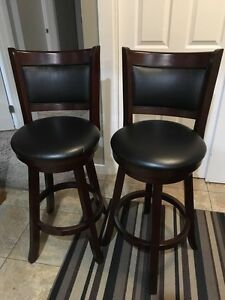 Bar Stools in excellent shape  Regina Regina Area image 2