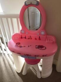 Step 2 vanity table