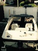 Bayliner 175ls open deck