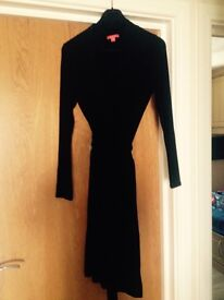 Black 'Elle' dress, size 12