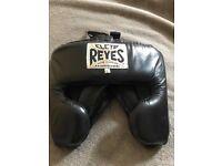 cleto reyes boxing headguard