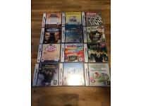 NINTENDO DS LITE 3 consoles and games