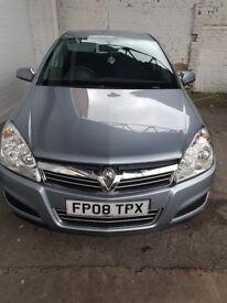 Vauxhall Astra 1.4 i16v Life 5 door