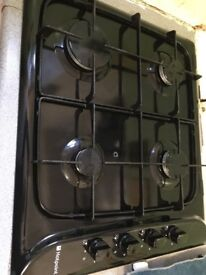 Hotpoint gas hob & B&Q oven only £50