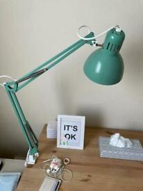 IKEA TERTIAL Work Lamp Adjustable Arm Table Lighter Desk Study Office Lamp