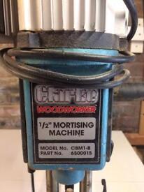 Clarke Mortising Machine