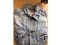Abercrombie & Fitch Denim Jacket (S)