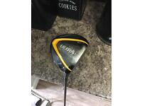 Wilson ultra 10.5 degree driver