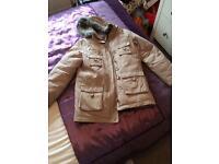 Ladies Reebok size 12 coat