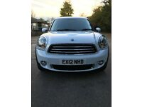 EXCELLENT MINI Countryman 1.6 One (Salt pack) 5dr - 1 Female owner purchased brand new