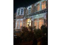 wedding house lights