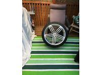 """Audi / vw alloy wheel 20"""""""