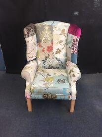 Bespoke Georgian chair