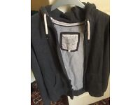 Vintage edition grey hoodie
