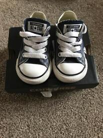 Toddler Converse - Size 4